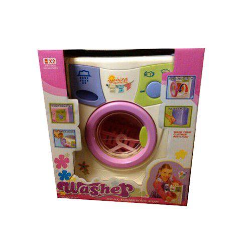 Детская стиральная машина Washer, белая