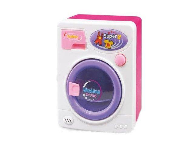 Игрушечная стиральная машина Lots of Fun (звук)
