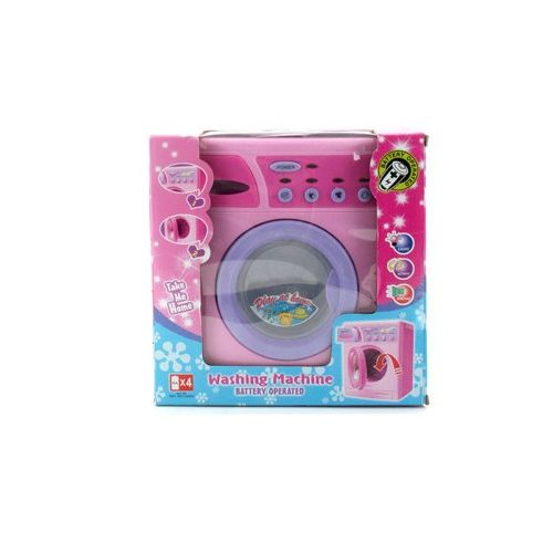 Игрушечная стиральная машина Washing Machine (свет, звук)