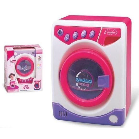 Электрическая стиральная машина Lots of Fun (звук)