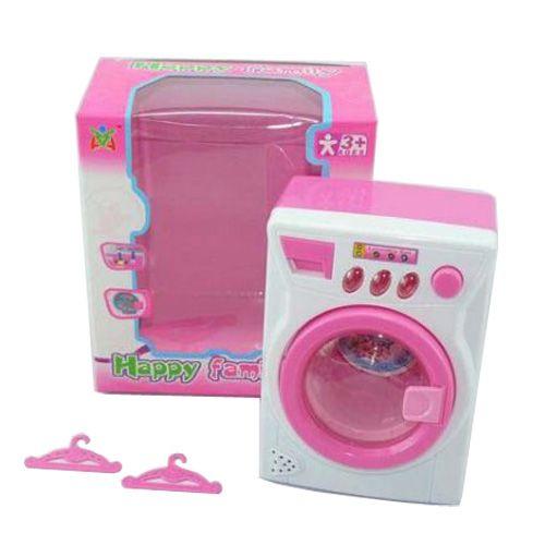 Игрушечная стиральная машина (свет, звук)