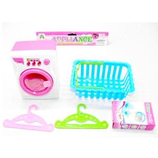 Игровой набор для стирки Appliance (свет), 5 предметов