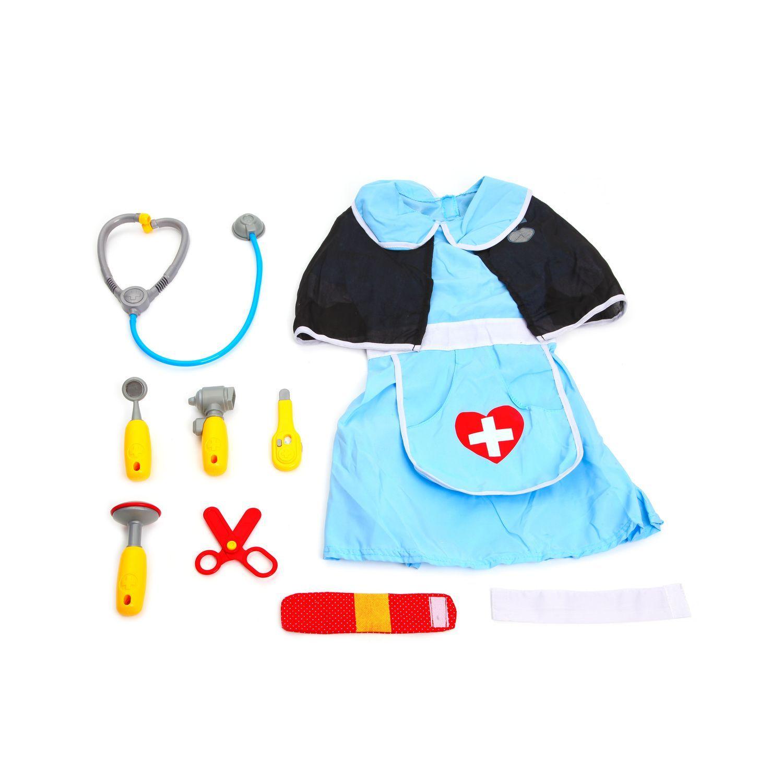 Набор ветеринара с халатом Doctor Set