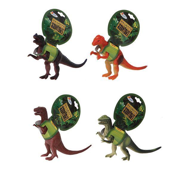 """Фигурка """"Диалоги о животных"""" - Динозавр (звук)"""