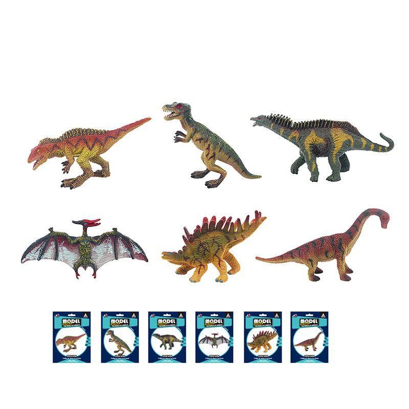 """Резиновая фигурка """"Динозавр"""" в ассортименте"""