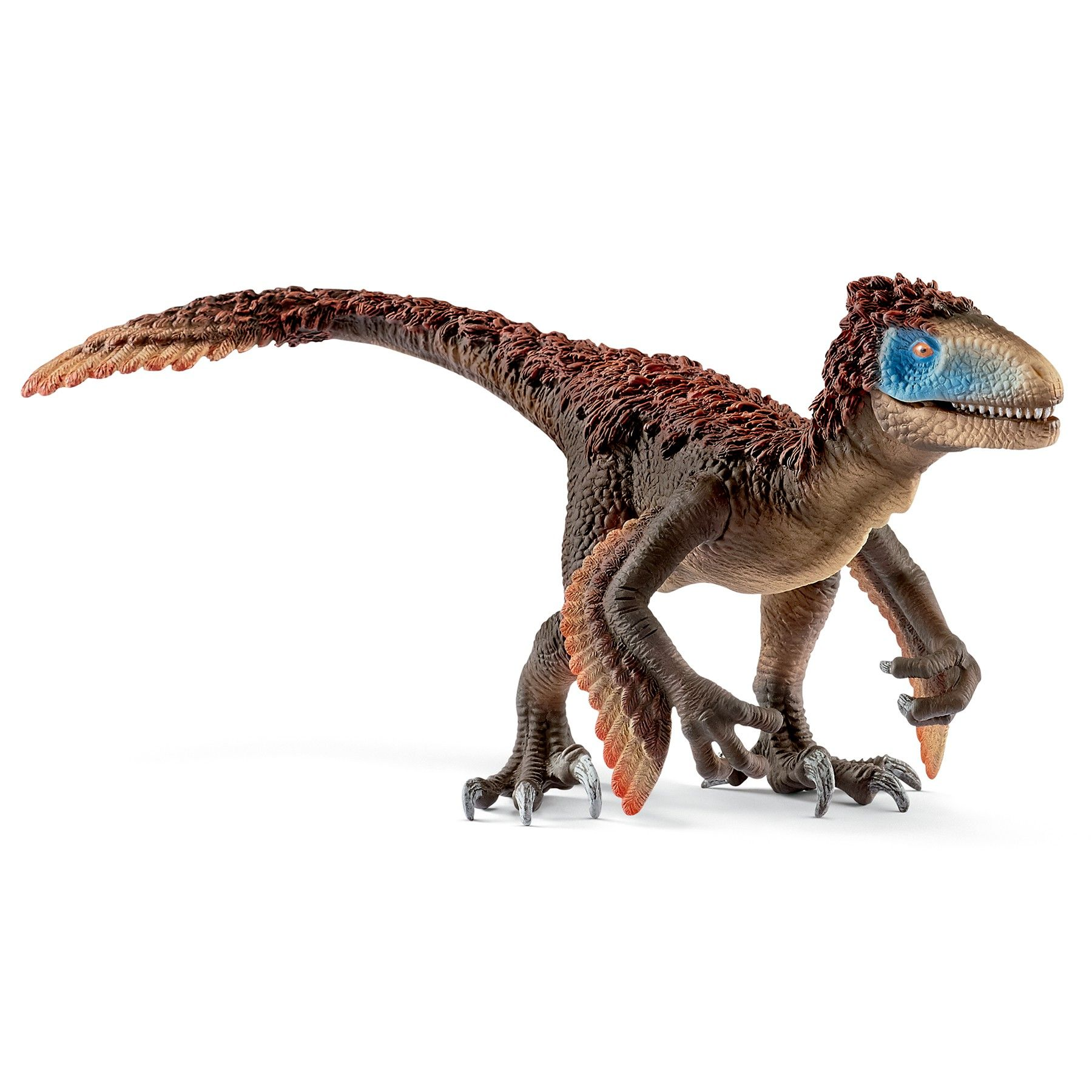 Фигурка Dinosaurs - Ютараптор, длина 21 см