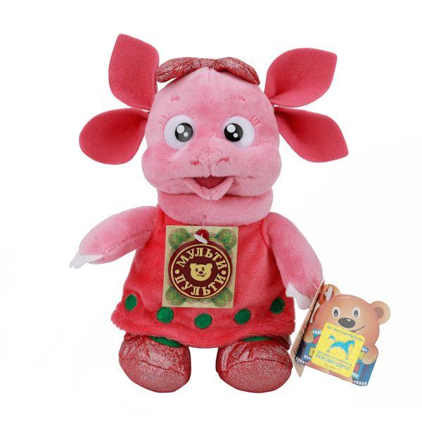 """Мягкая игрушка """"Лунтик"""" - Луня (звук), 18 см"""