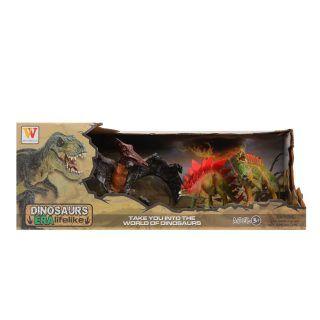 """Набор фигурок """"Динозавры"""", 3 шт."""