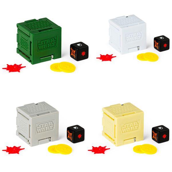 """Настольная игра Box Busters """"Звездные войны"""" - Эндор / Хот / Явин / Истребители"""