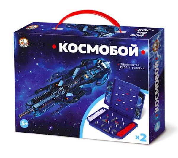 """Настольная игра """"Космобой"""", мини"""
