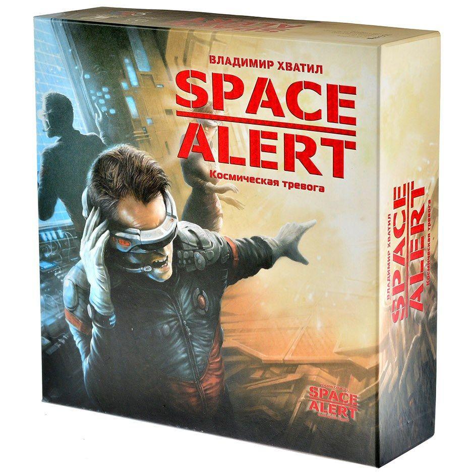 Настольная игра Space Alert