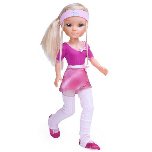 """Кукла """"Нэнси"""" в балетной пачке, 48 см"""