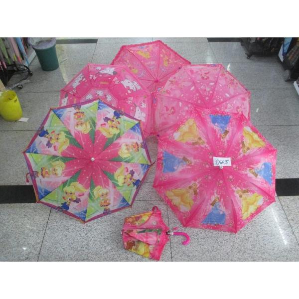 Детский складной зонт со свистком, 48 см