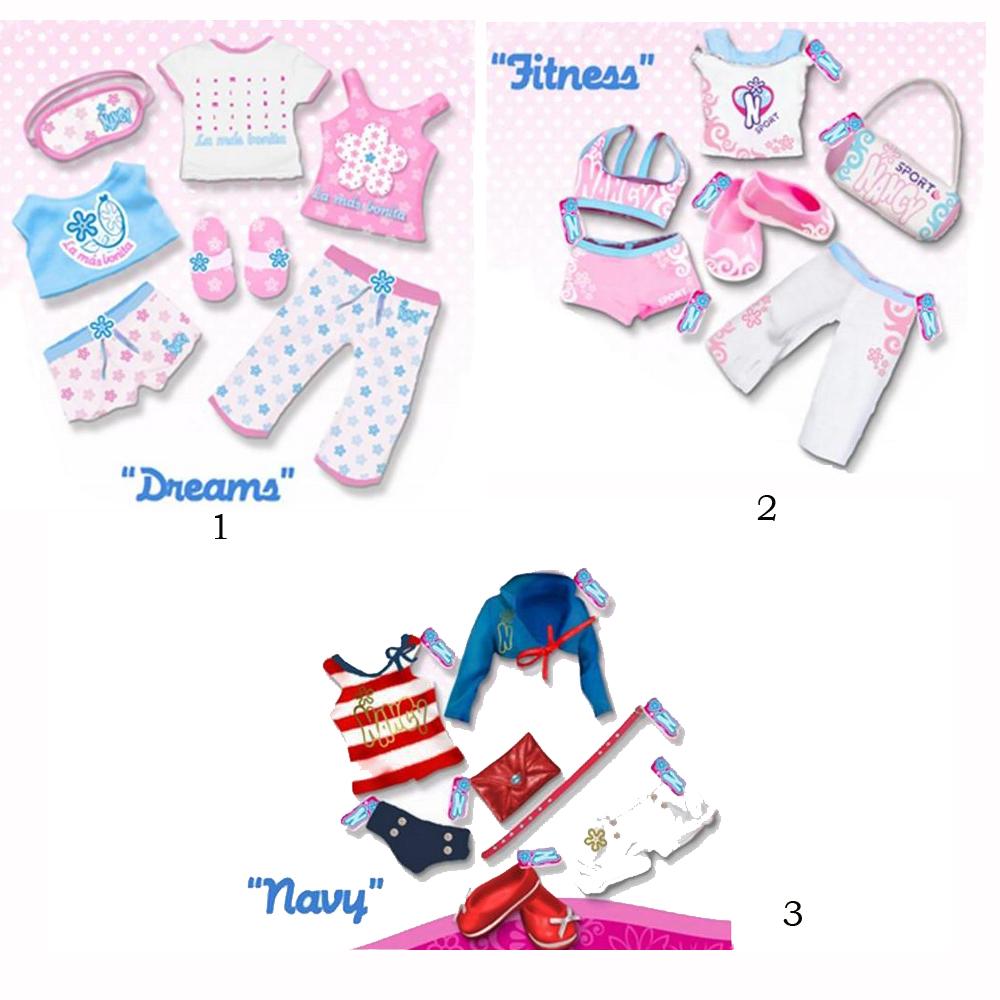 """Комплект одежды для куклы """"Нэнси"""""""