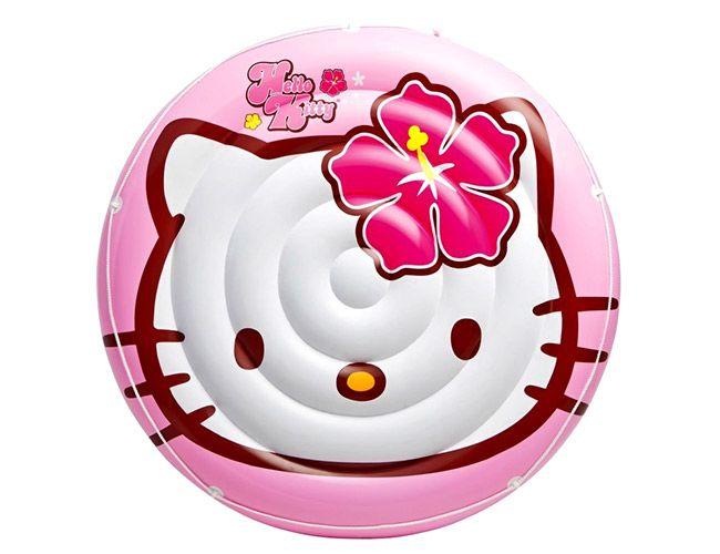 Надувной плот Hello Kitty, 137 см
