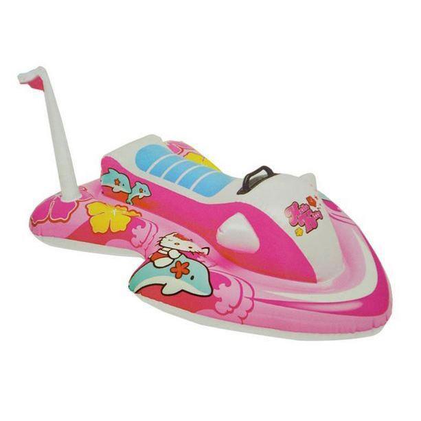 Надувной плотик Hello Kitty - Скутер