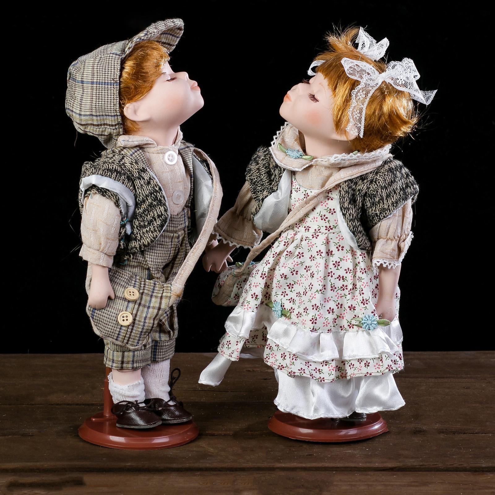 куклы поцелуйчики фото друзья