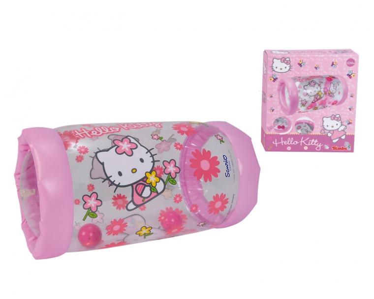 Надувной ролл Hello Kitty с шариками
