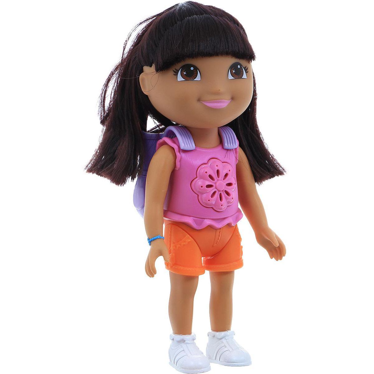 """Кукла """"Даша-путешественница"""" - Учим языки (звук)"""