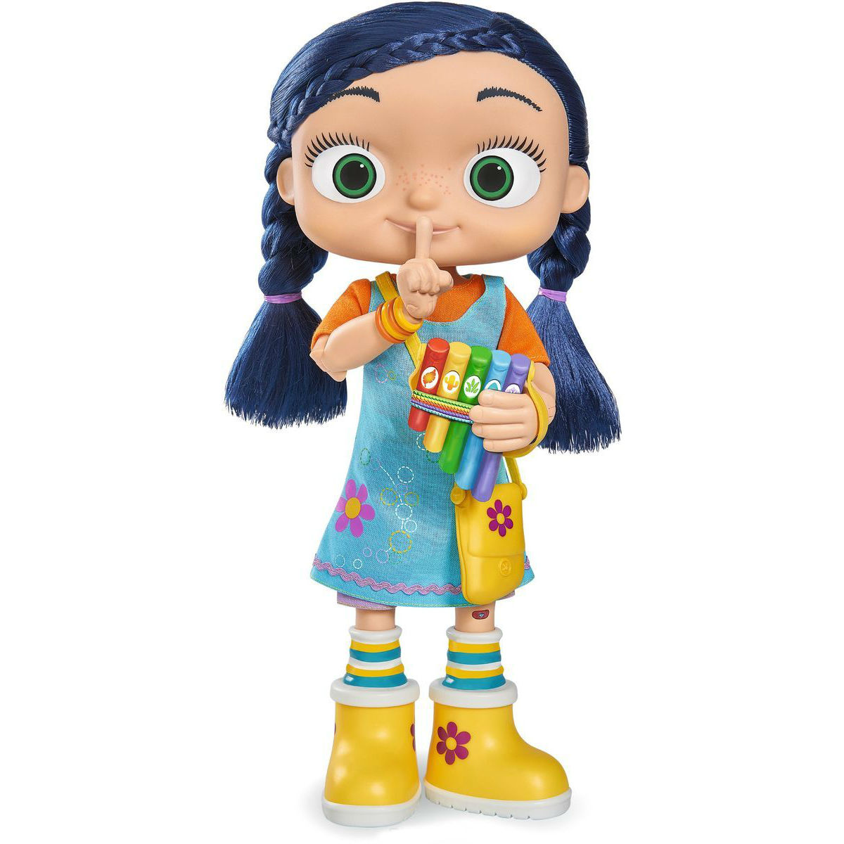 "Интерактивная кукла ""Виспер"" (звук), 34 см"