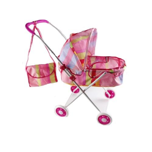 Коляска для кукол с сумкой Baby Game