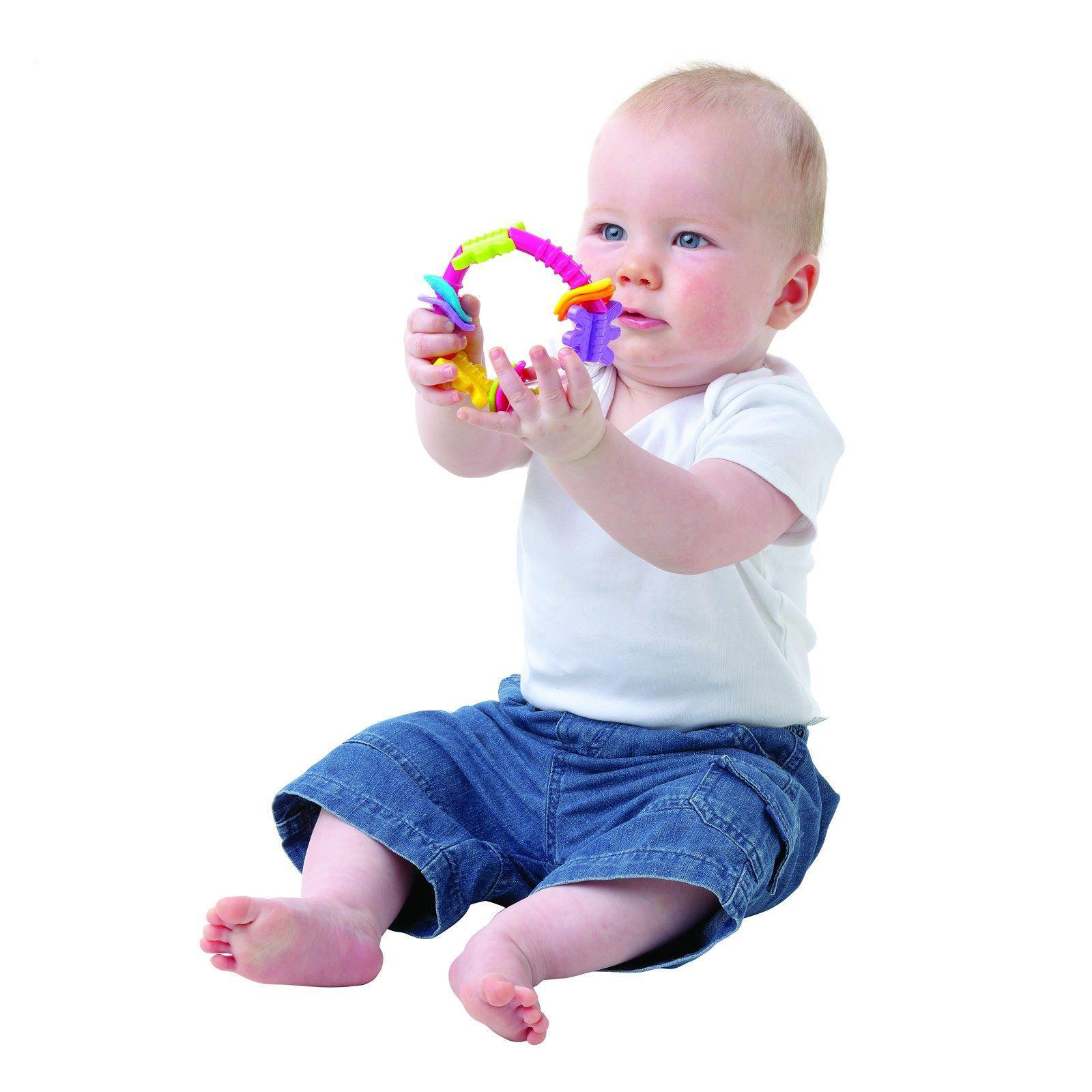 Картинки малыш с погремушками