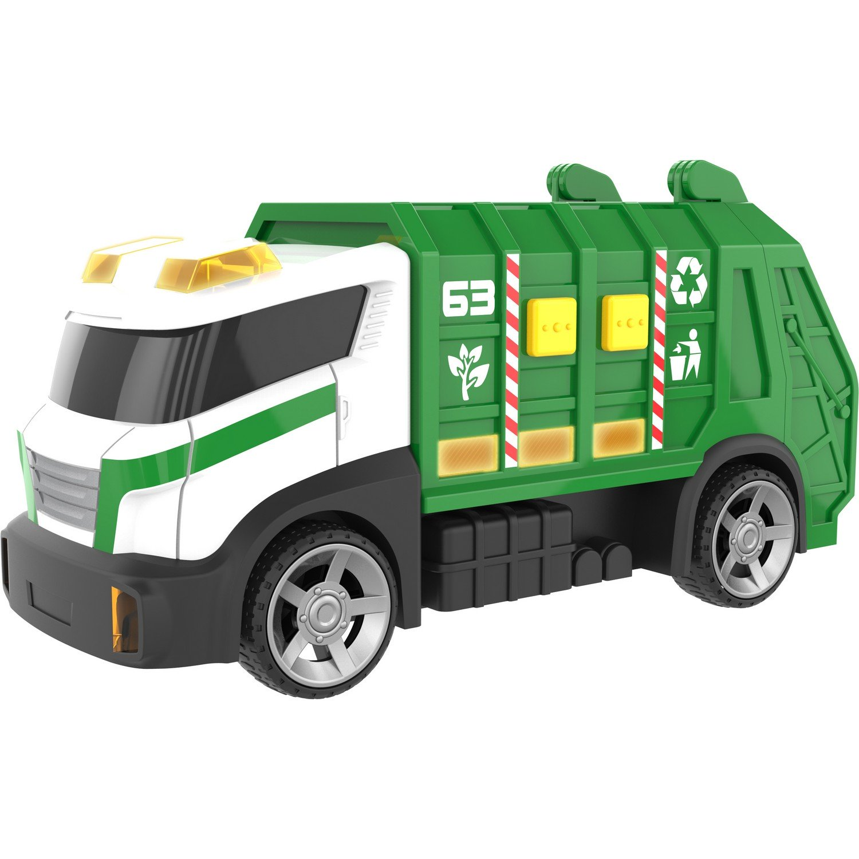 Девушка модель мусоровоза ручная работа модели жизни экологической теории социальной работы