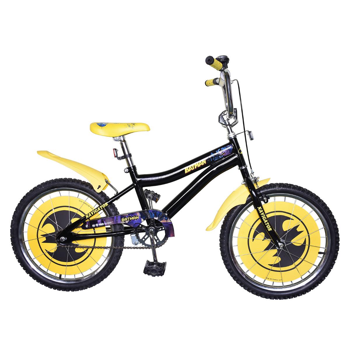 """Детский двухколесный велосипед """"Бэтмен"""", 20"""""""
