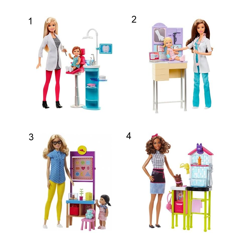 """Игровой набор """"Барби"""" - Профессии"""