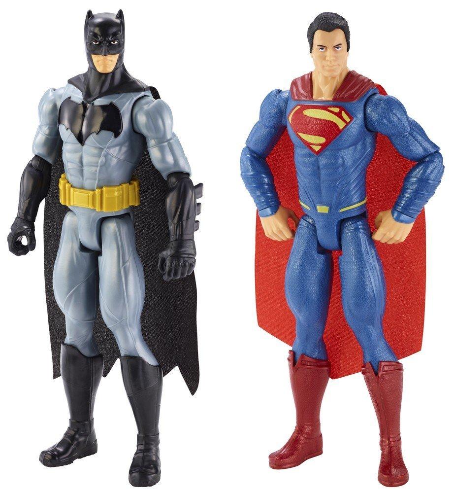 """Игровой набор из 2 фигурок """"Бэтмен против Супермена: На заре справедливости"""""""