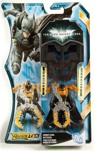 Фигурка Бэтмен с боевыми аксессуарами