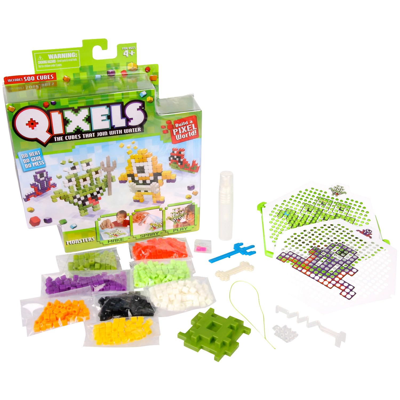 Набор для творчества Qixels - Монстрики