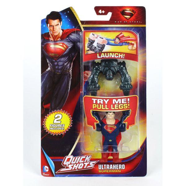 Устройство для запуска фигурки Superman