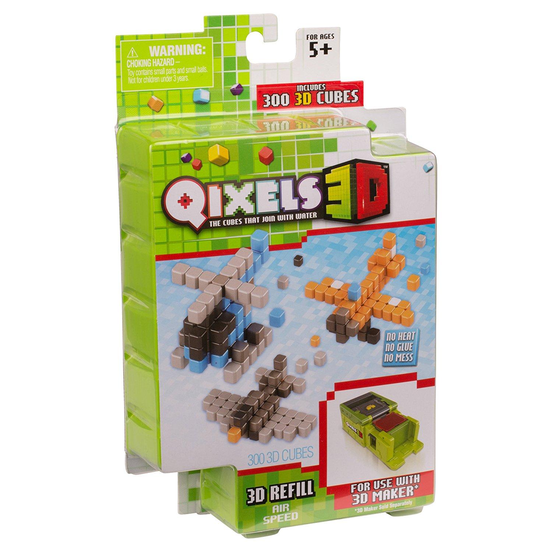 Дополнительный набор для 3D-принтера Qixels - Air Speed