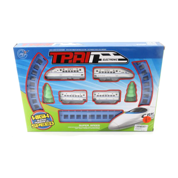 Железная дорога Trai Electronic - High Speed