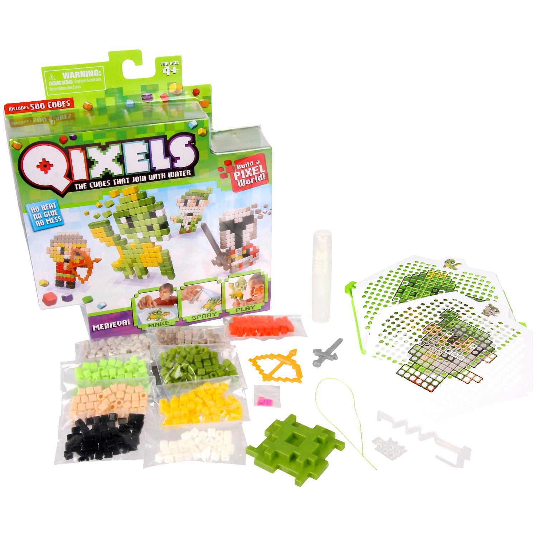 Набор для творчества Qixels - Средневековье