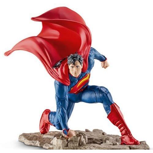 """Фигурка """"Лига справедливости"""" - Супермен на колене"""