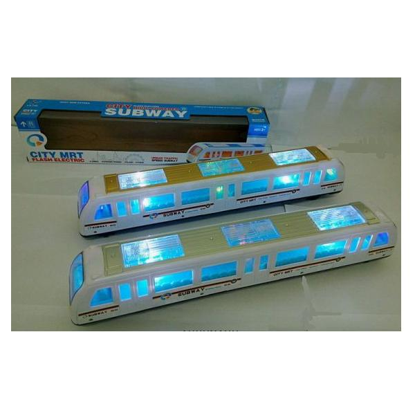 Игрушечный поезд Subway (свет, звук)