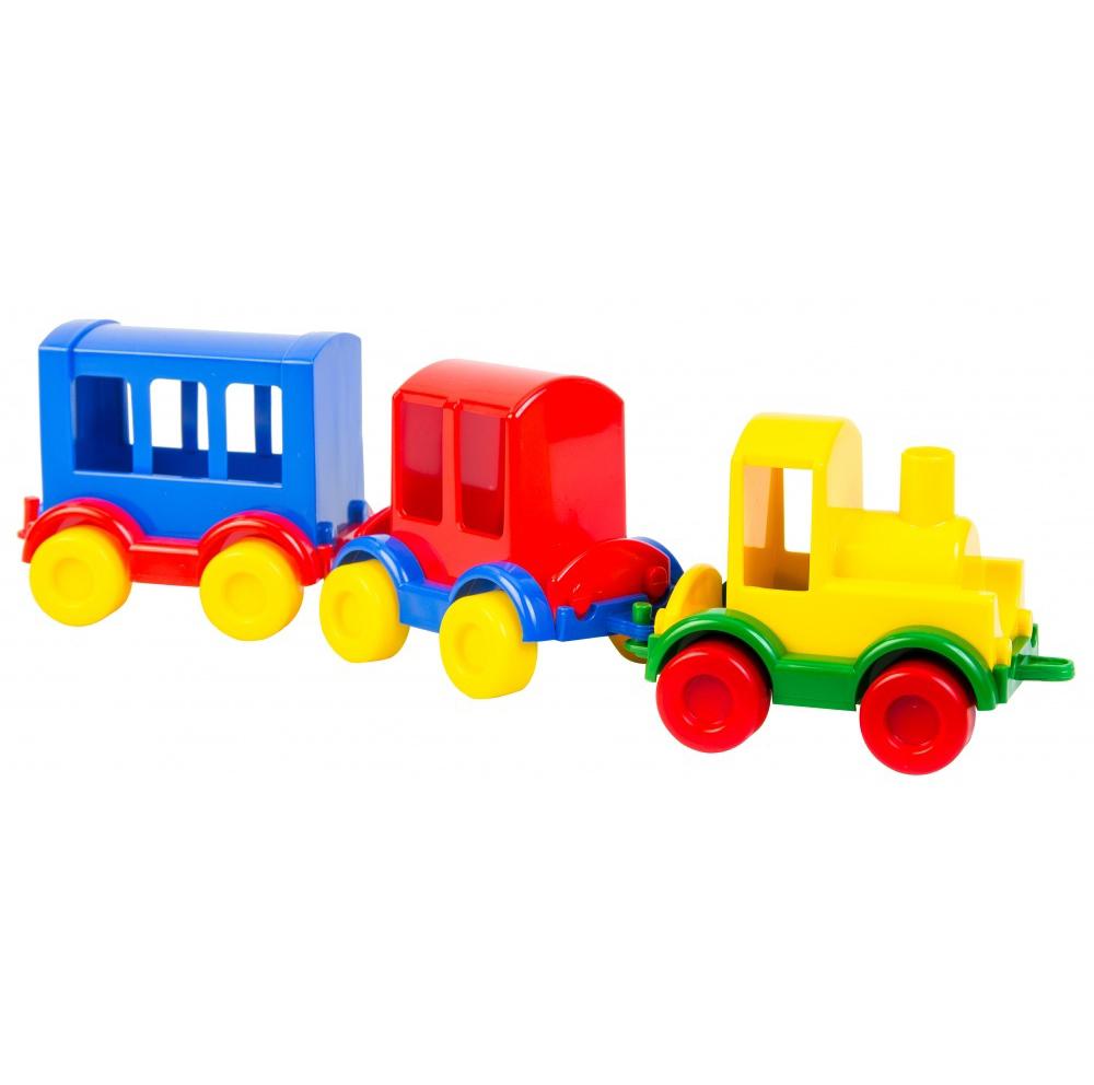 Игрушка Kid Cars - Паровозик