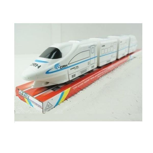 Игрушечный скоростной поезд (свет, звук)