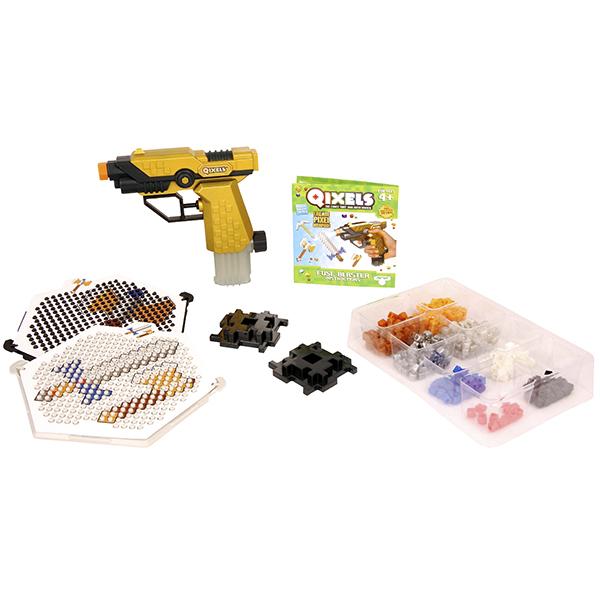 Набор для творчества Qixels - Водяной бластер