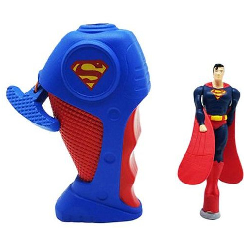 """Игровой набор """"Летающий герой мини"""" - Superman с запускающим устройством"""