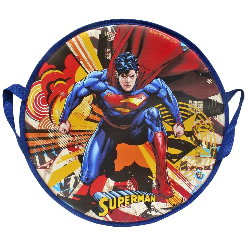 "Ледянка ""Супермен"", круглая, 52 см"