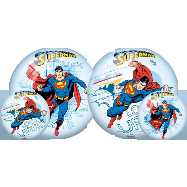 "Мяч ""Супермен"", 23 см"