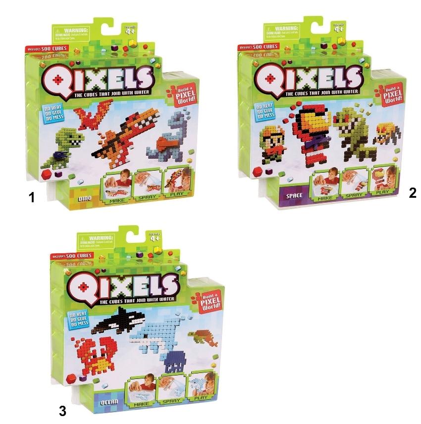 Набор для творчества Qixels - Мастер