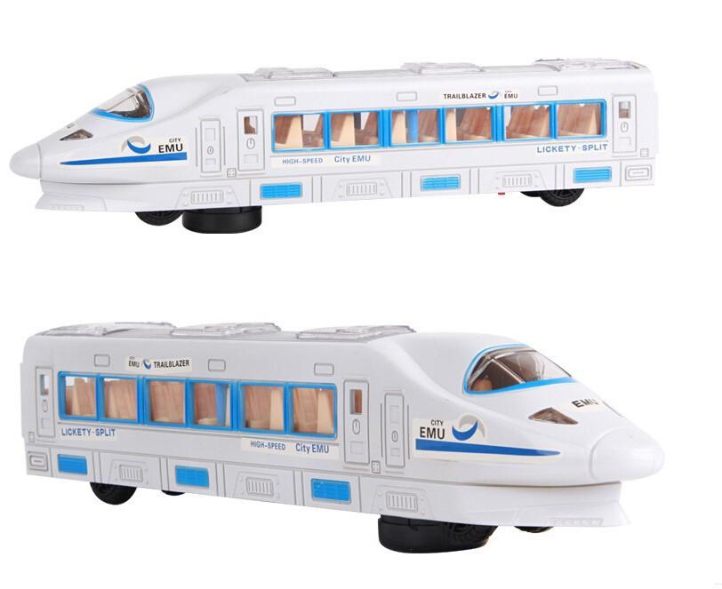 Скоростной поезд Speed Emu (свет, звук)