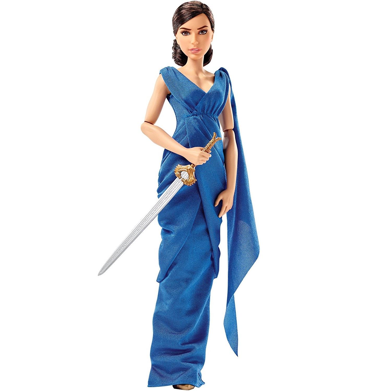 """Кукла """"Чудо-женщина"""" - Принцесса Диана и скрытый меч"""