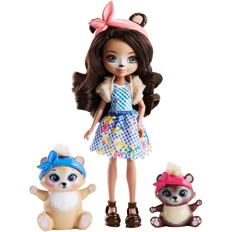 картинки всех кукол энчантималс