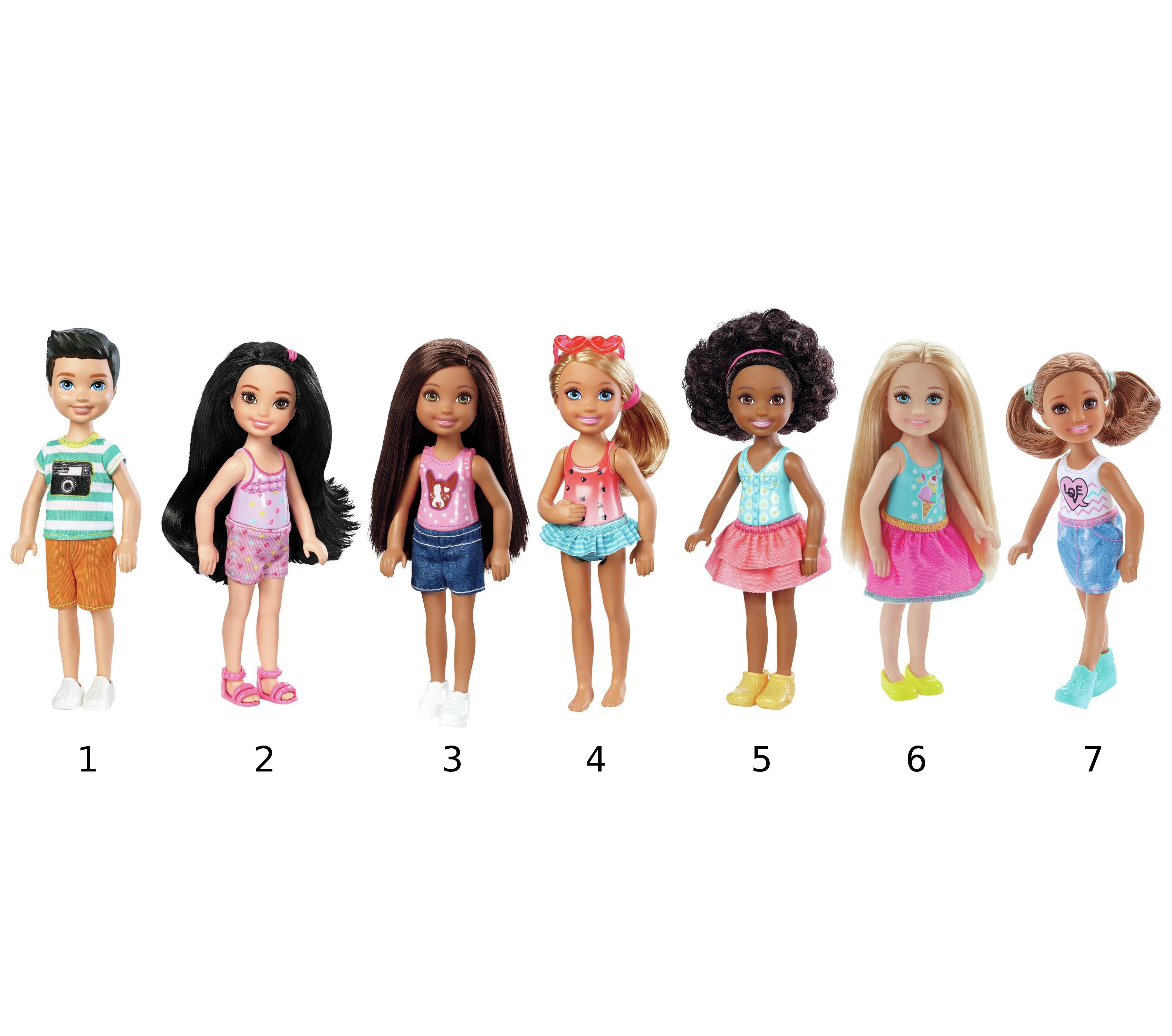 "Кукла Барби ""Клуб Челси"", 13.5 см"