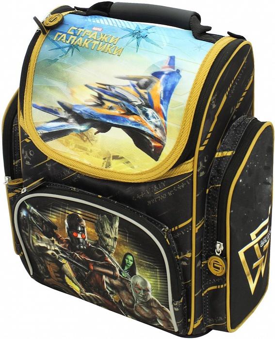 """Ортопедический рюкзак Marvel """"Стражи галактики"""", средний"""